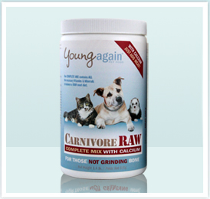 Young Again raw supplement